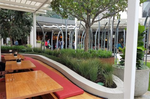 Westfield Whitford City's Dining & Entertainment Hub