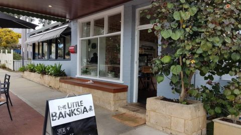 Little Banksia Cafe Kensington