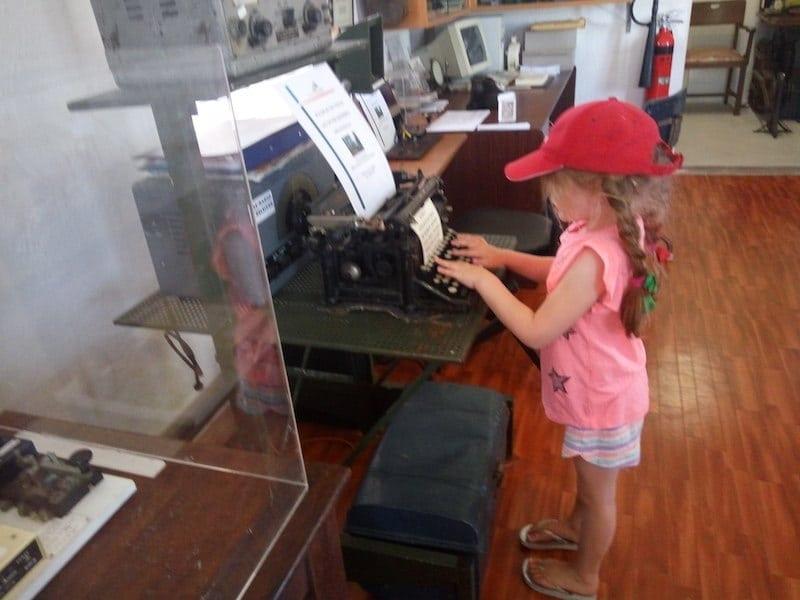 Bert Tyler Vintage Machinery Museum