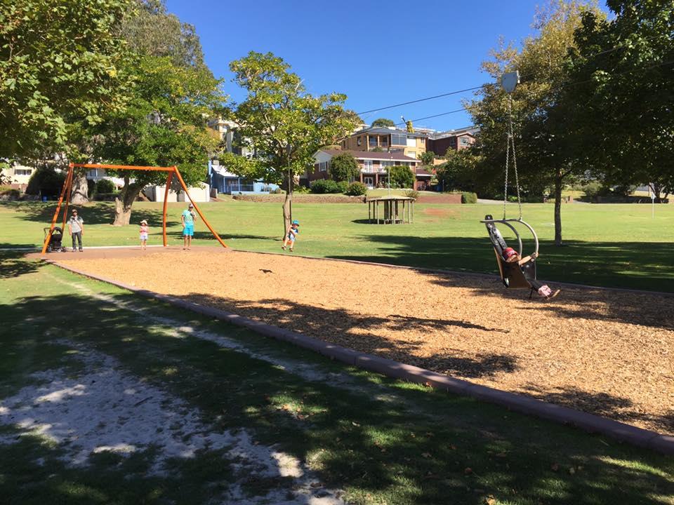 Eyre Park, Albany