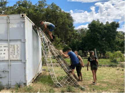 XLR8 Obstacle Course
