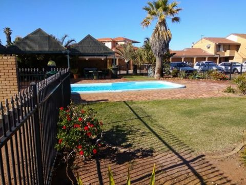 The African Reef Motel, Geraldton