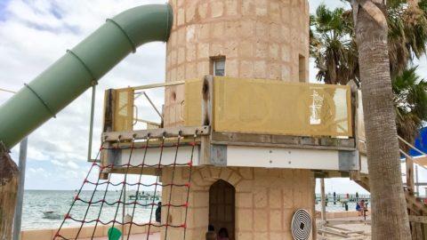 Denham Foreshore Playground Shark Bay