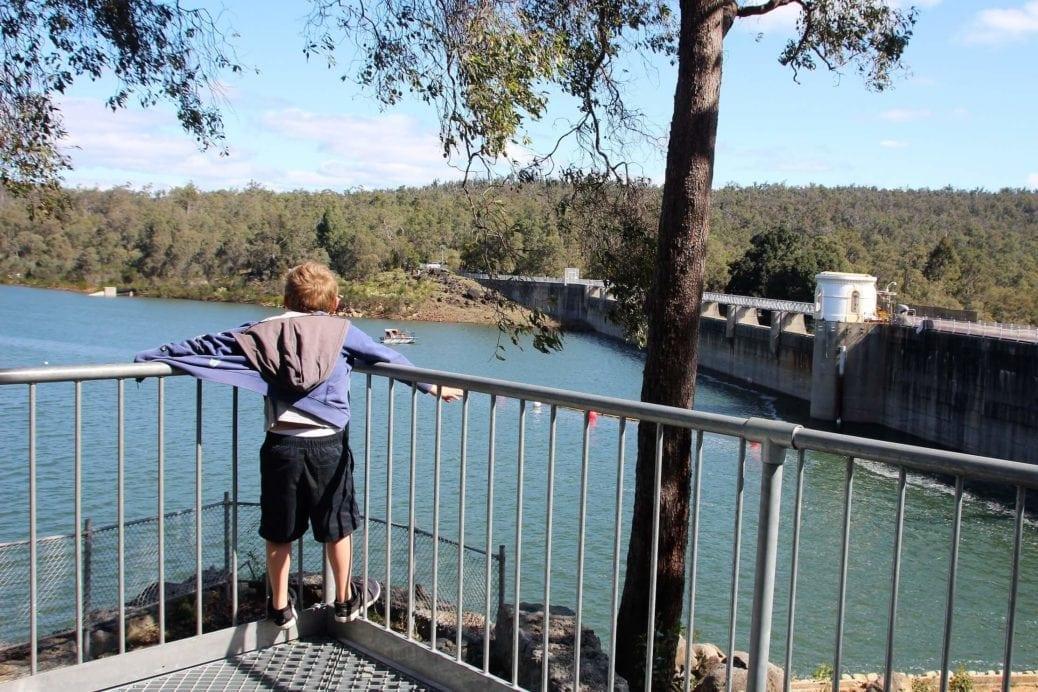 Mundaring Weir Playground