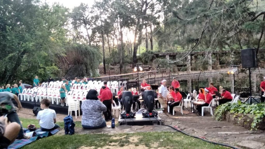 Araluen Carols By Torchlight