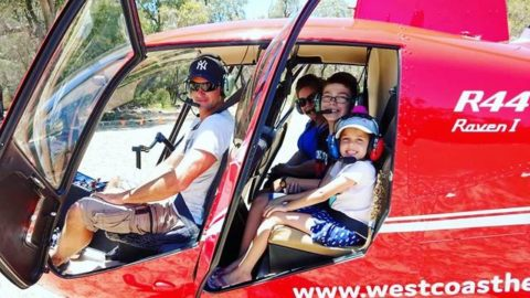 West Coast Heli Scene, Yanchep