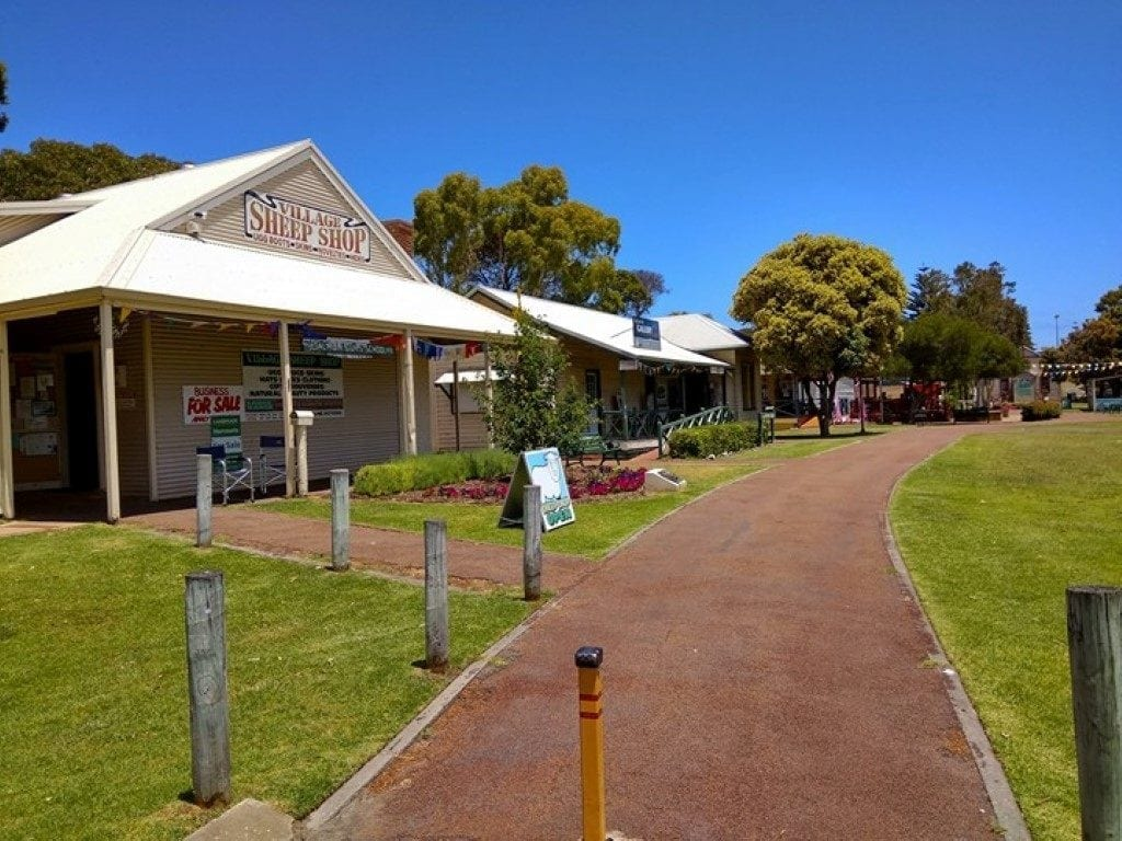 Museum Park Period Village Esperance