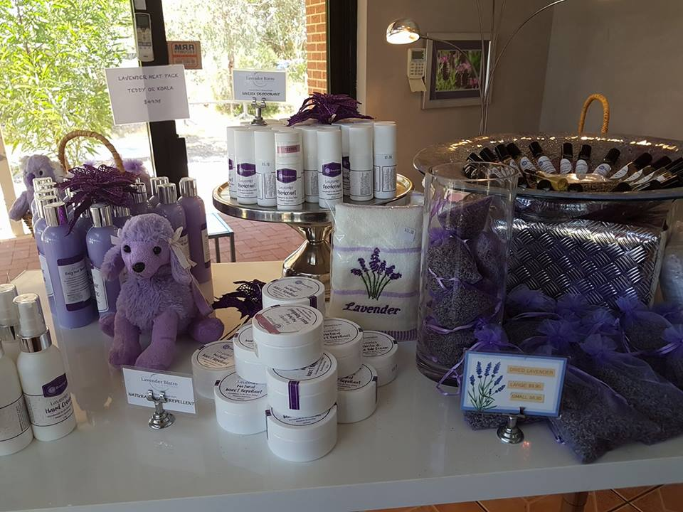 Lavender Bistro and Boutique, Swan Valley
