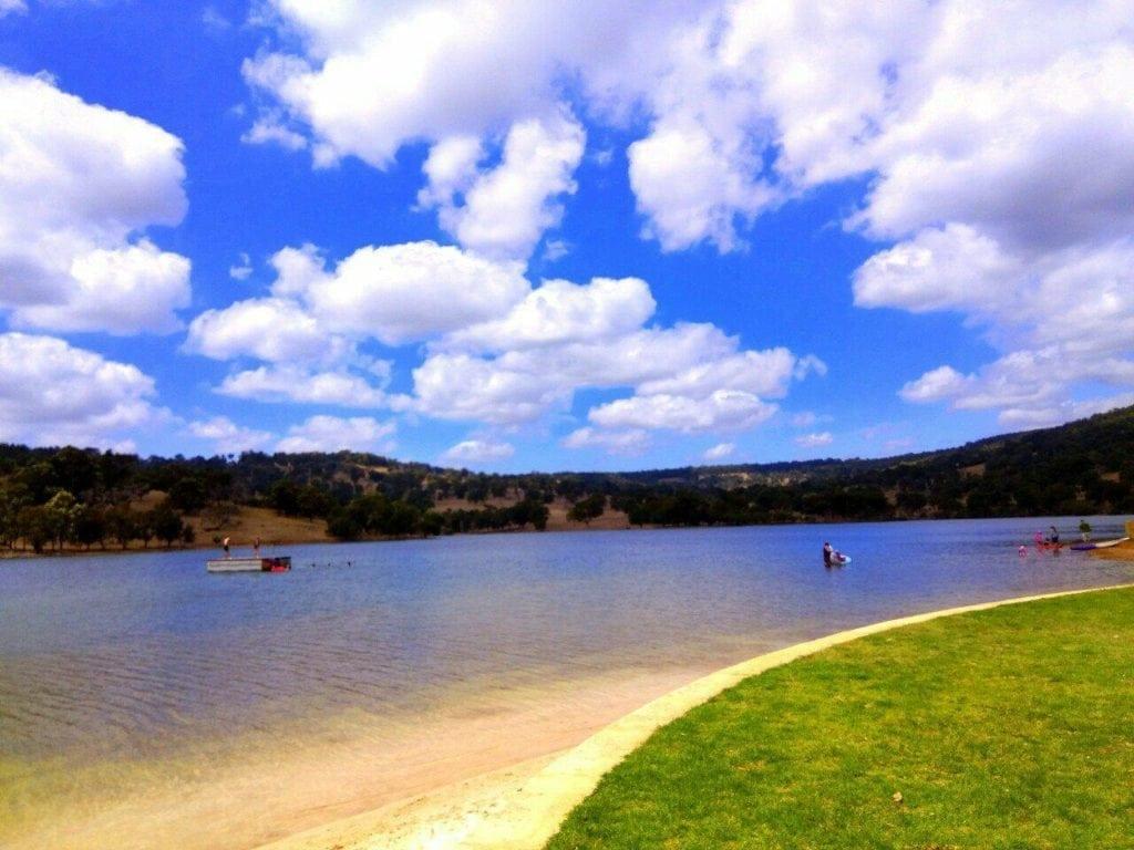 Drakesbrook Weir, Waroona