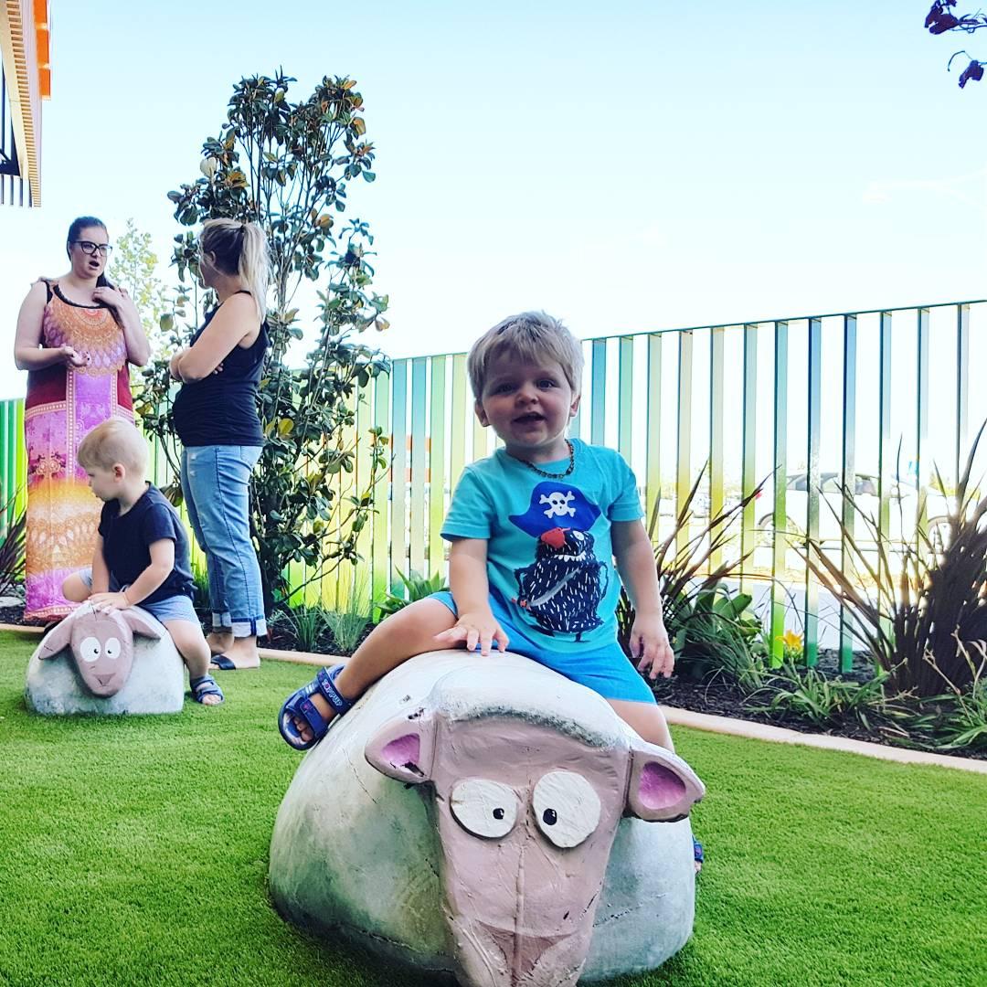 Banksia Grove Shopping Centre Play Area