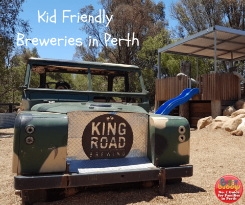 Family Friendly Breweries in Perth and the Swan Valley