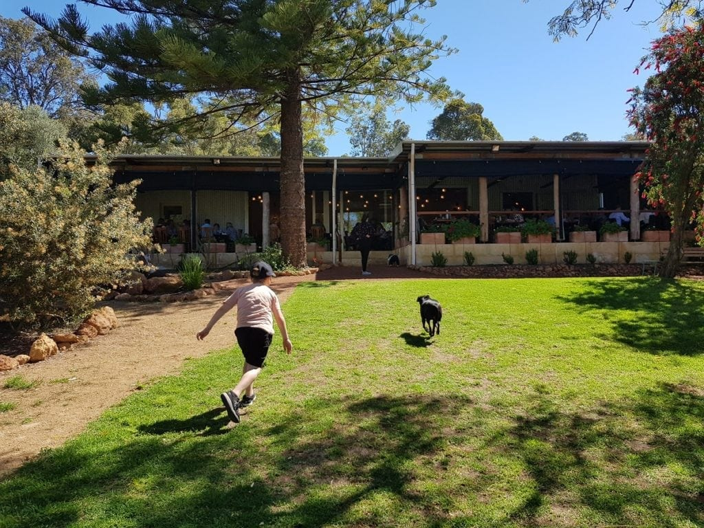 Family Friendly Wineries in the Swan Valley and Perth Hills