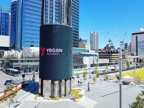 Yagan Square Playspace