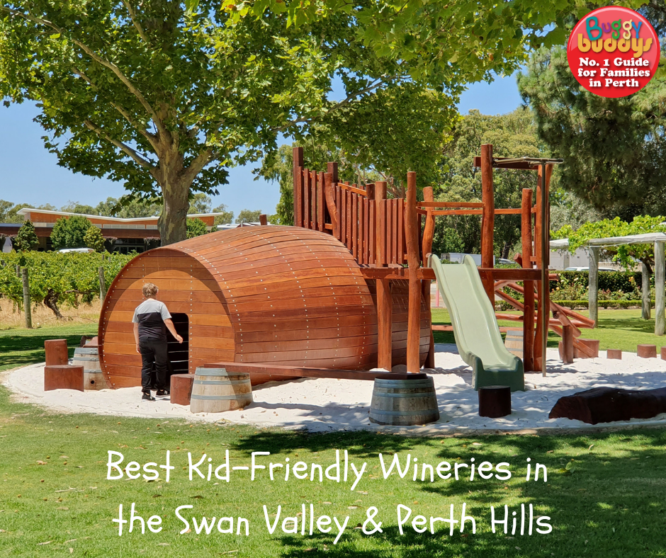 Wineries in Perth
