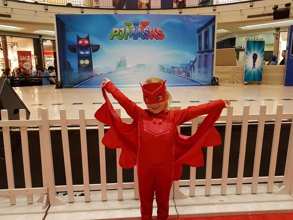 PJ Masks at Karrinyup Shopping Centre