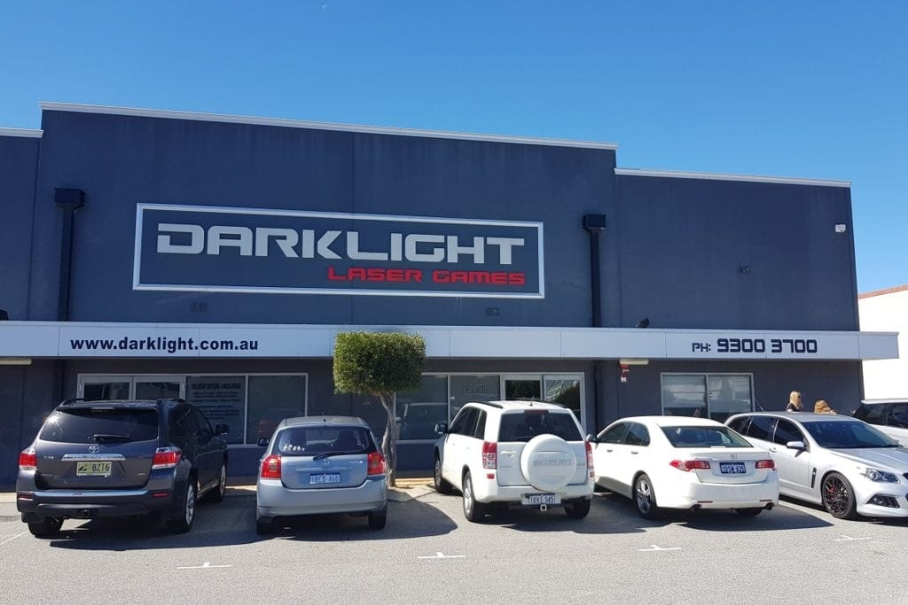 Darklight Joondalup