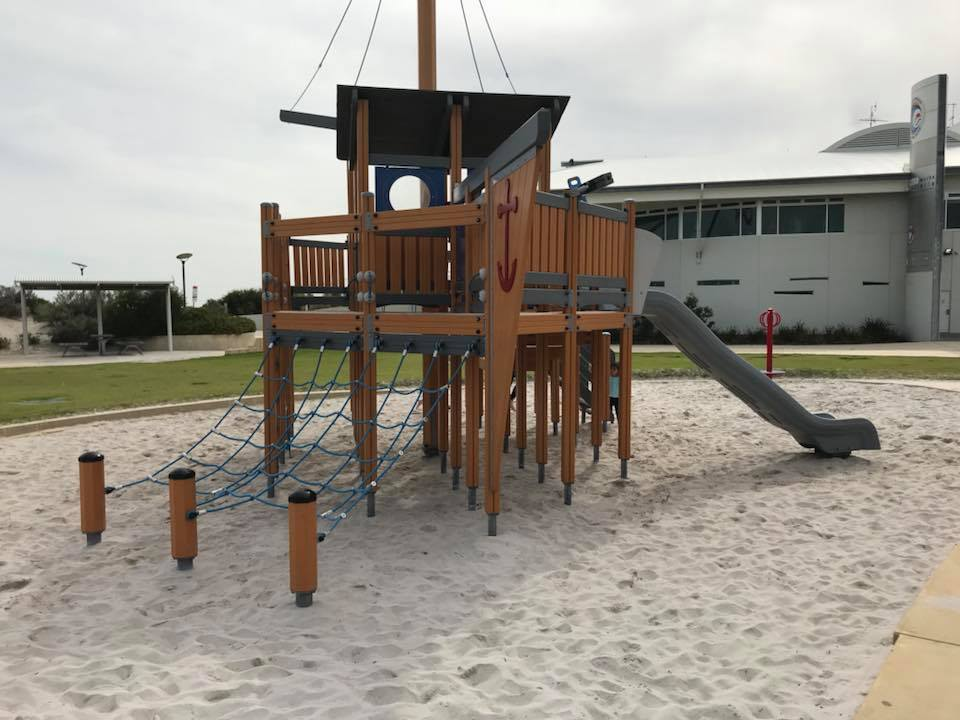 Coogee Beach Playground, Munster