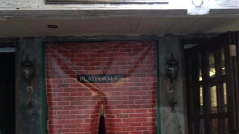 Hogwartz Restaurant, Bali
