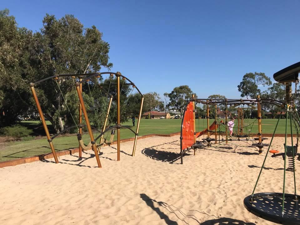 Crimea Skate Park and Playground, Morley
