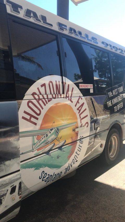 Horizontal Falls Seaplane Adventures, Broome