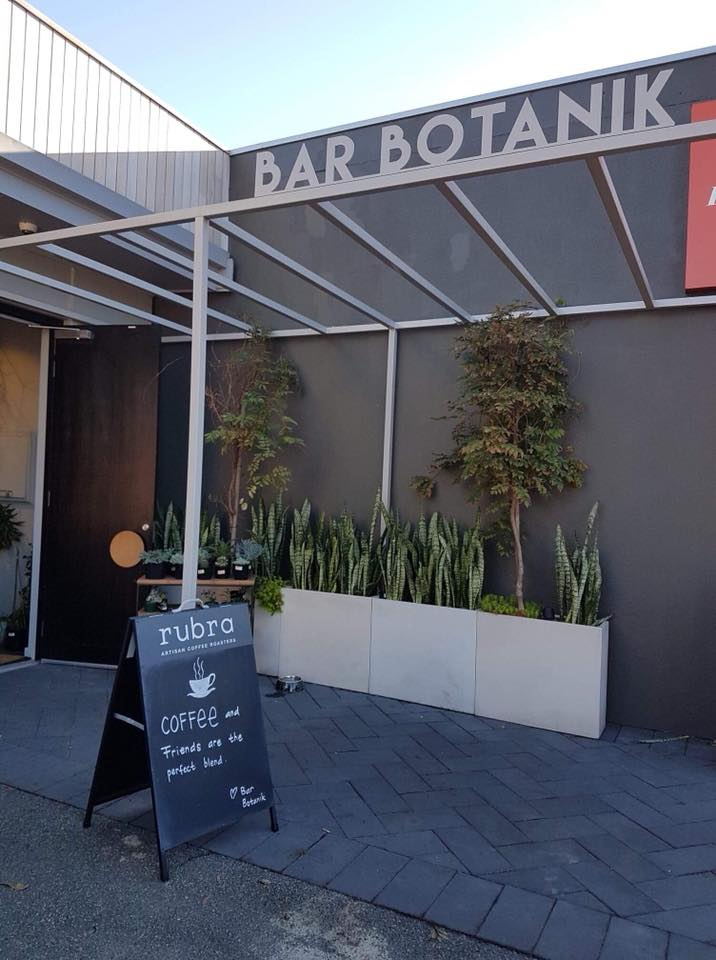 Bar Botanik, North Perth