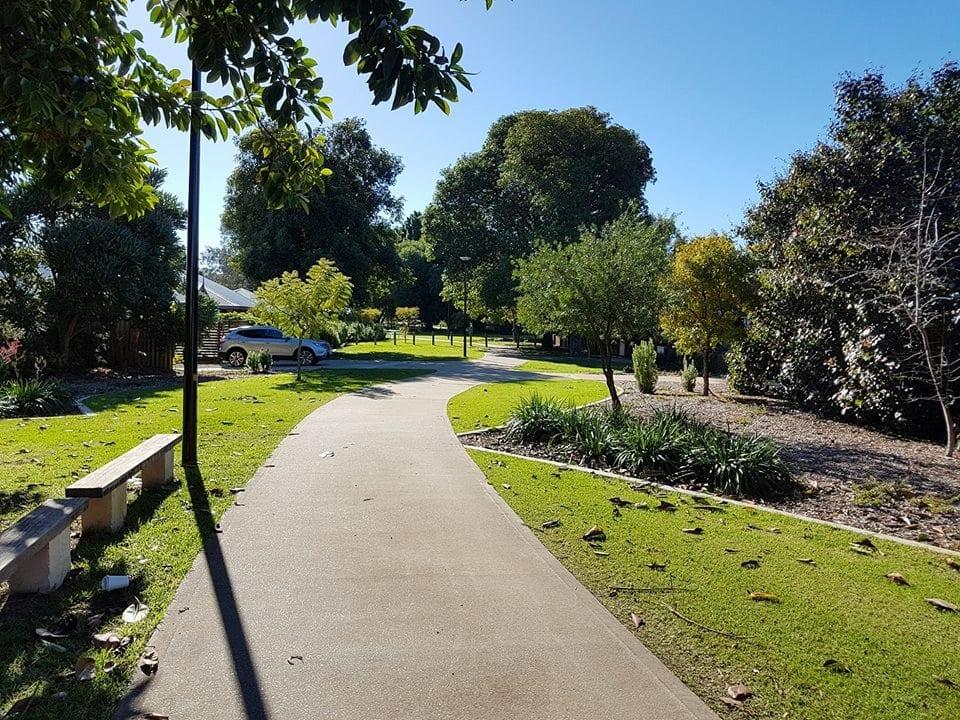 Copley Reserve, Belmont