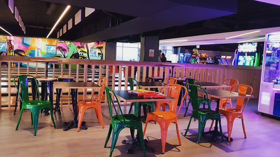 iPlay, Westfield Whitford City