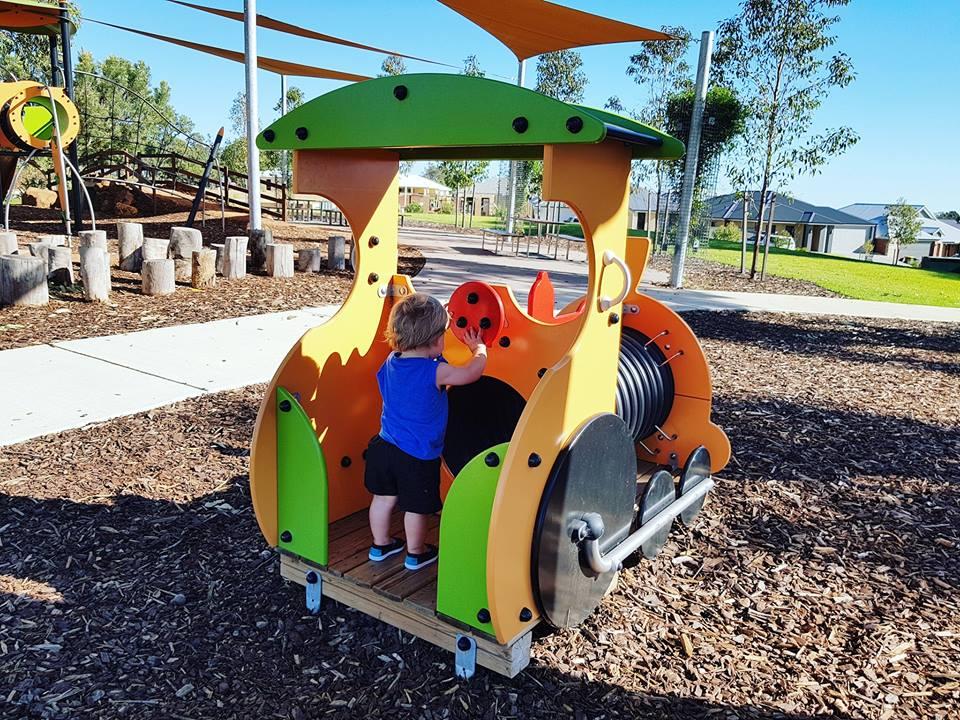 The Ridge Park and Playground, Byford