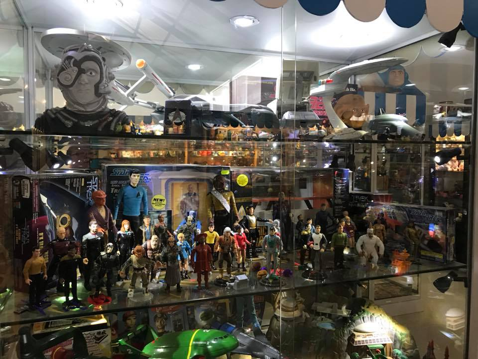 Trading Treasures Toy Museum, Guildford