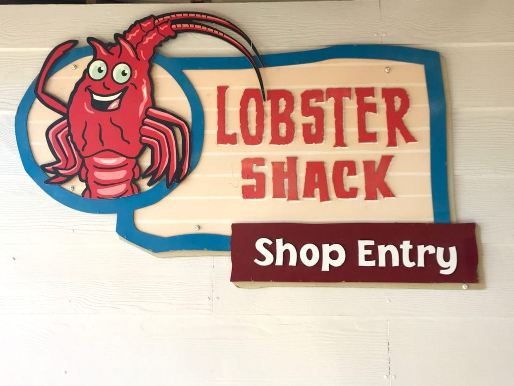 lobster shack cervantes