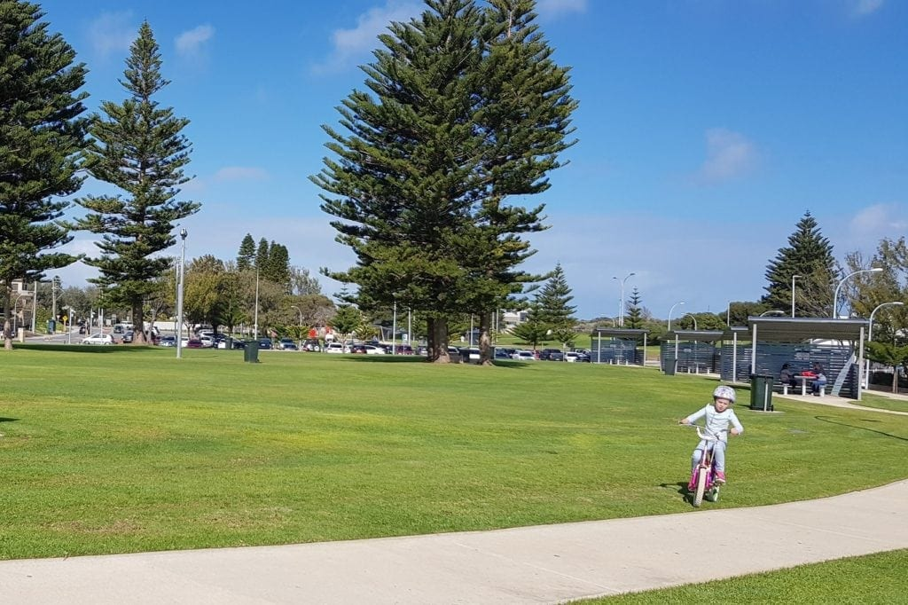 Tom Simpson Playground, Mullaloo