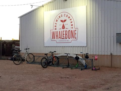 Whalebone Brewing Company, Exmouth
