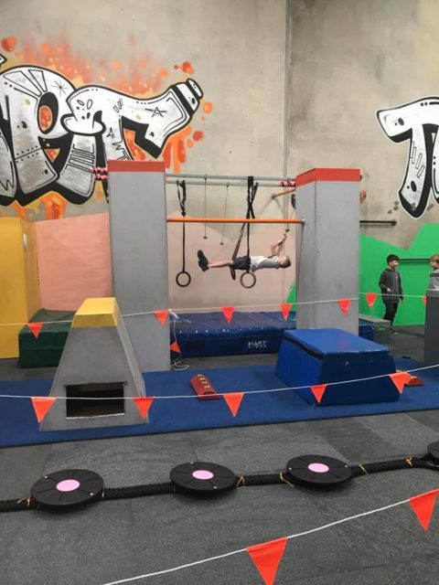 Just Jump – Ninja School Perth
