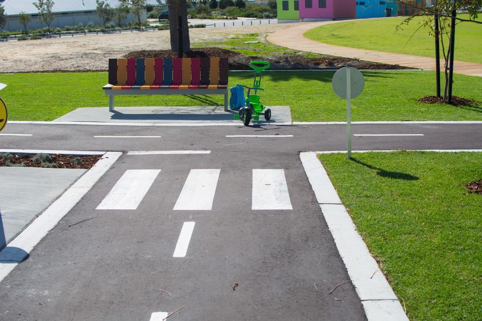 Bike Safety Course, Alkimos Beach