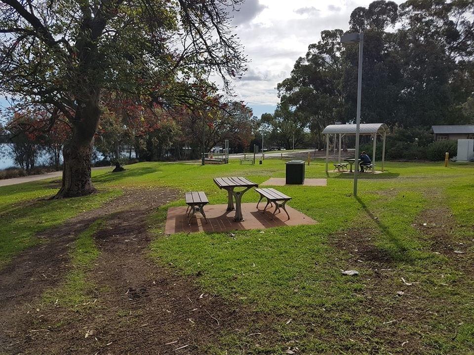 Adachi Park, Belmont