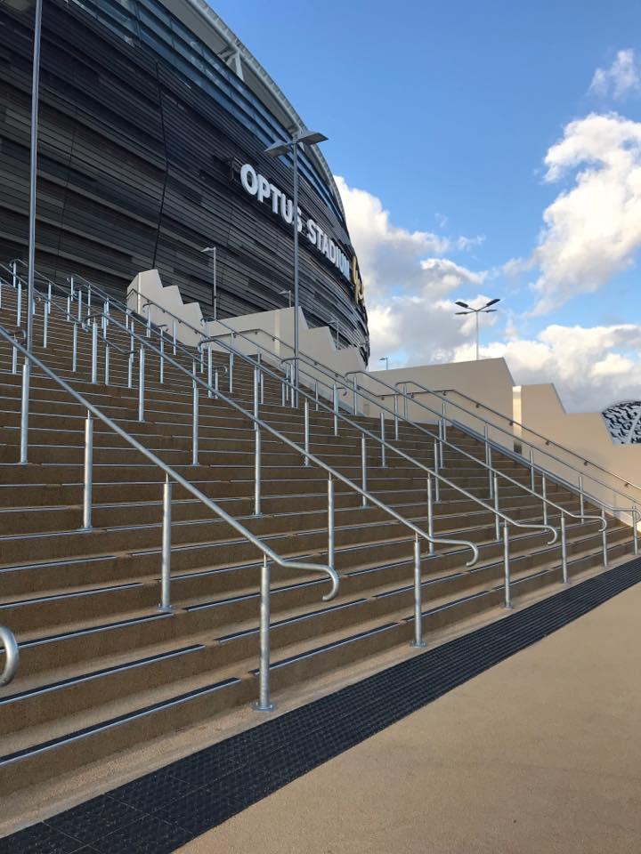 Optus Stadium Tour