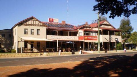 Waroona Hotel, Waroona