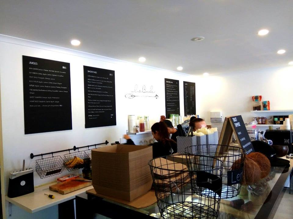 LaBuda Juice Bar, North Beach