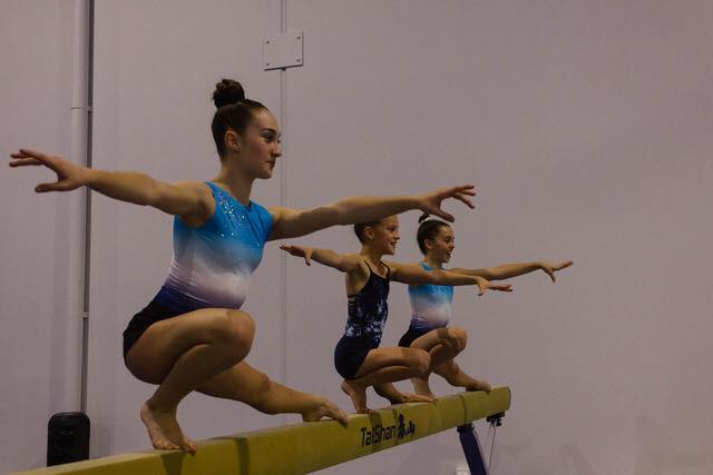 The Academy of Gymnastics, Butler