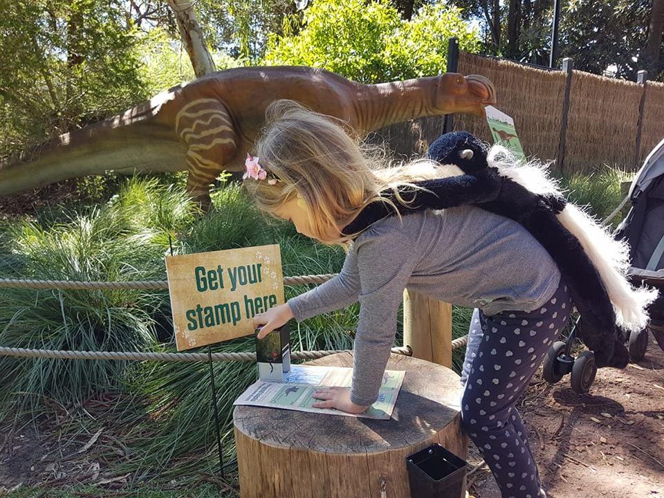 Zoorasic Park Perth Zoo