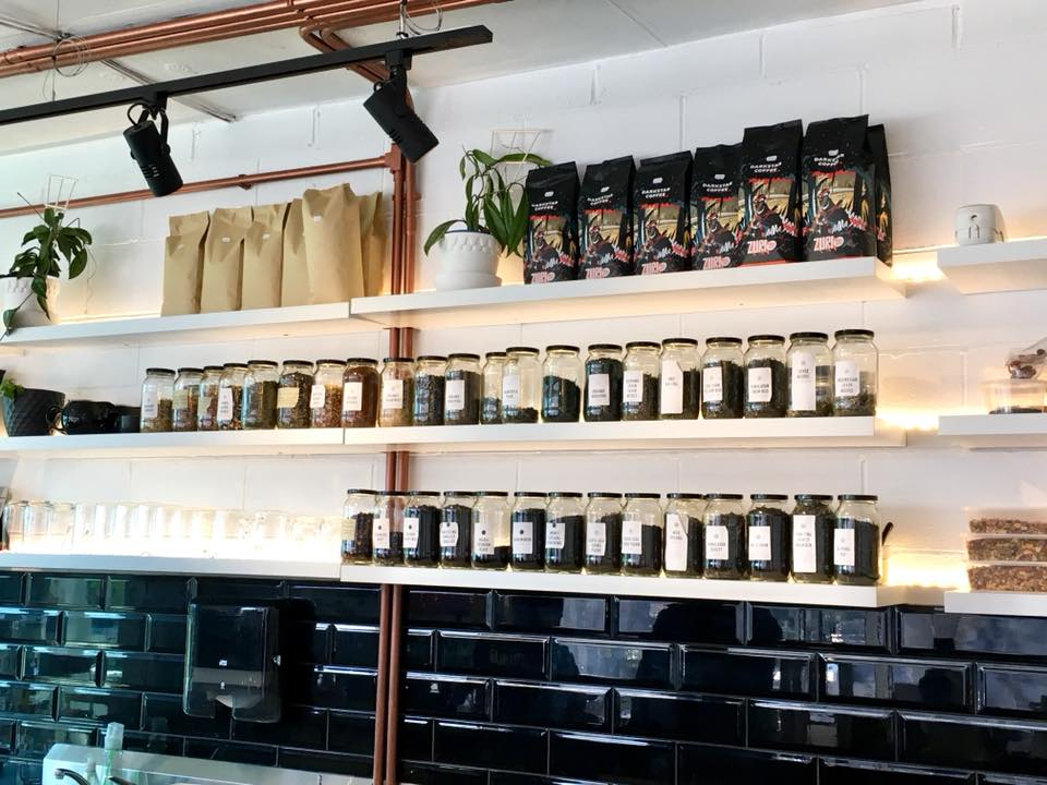 Steamlab: Coffee and Tea Specialist, Applecross