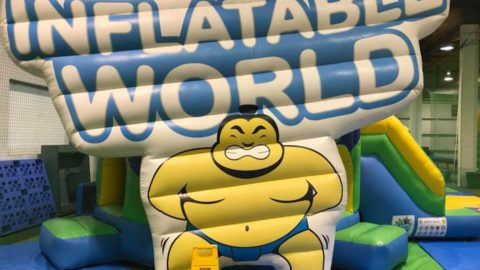 Inflatable World, Shenton Park