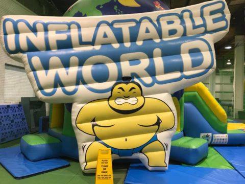 Inflatable World, Shenton Park