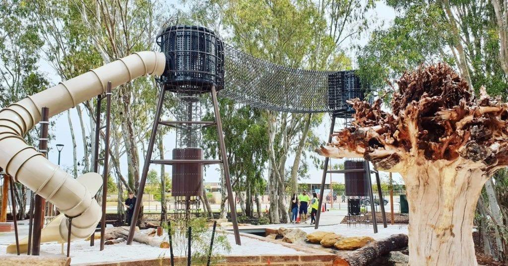 The Rivergums Adventure Park, Baldivis