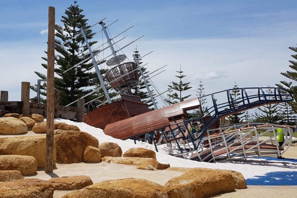 Busselton Foreshore Adventure Play Space