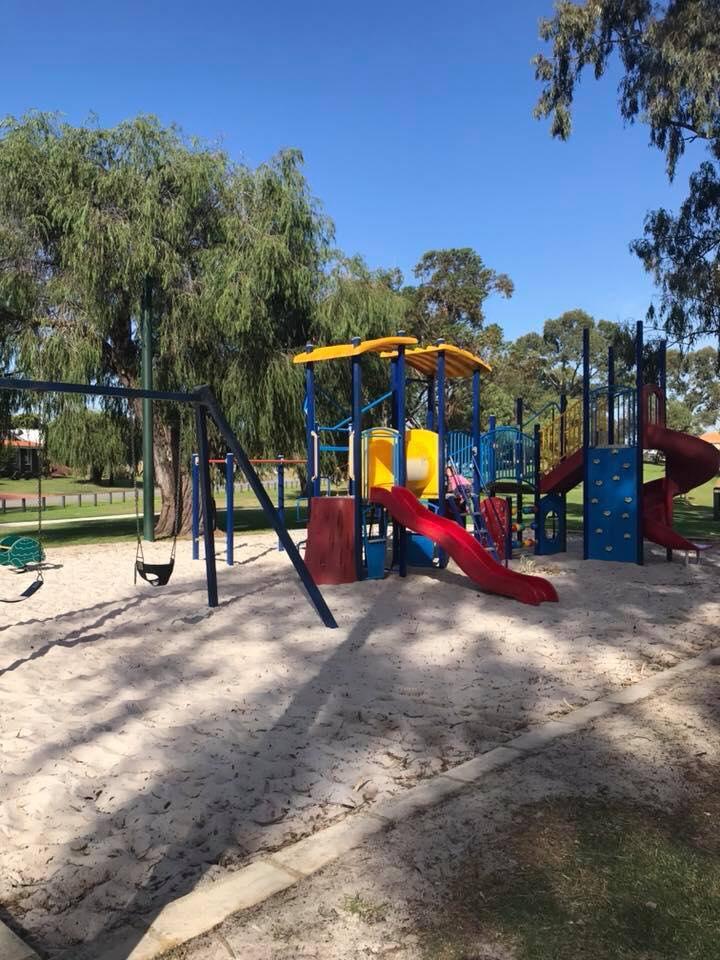 Centenary Park, Belmont