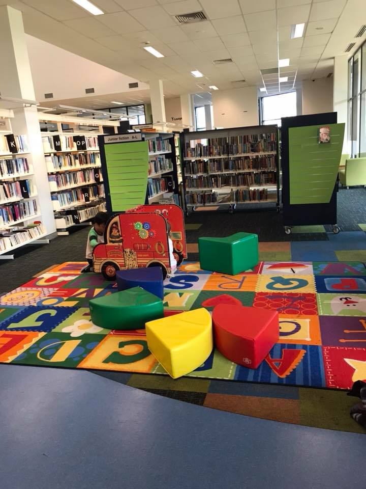 Maylands Library, Maylands