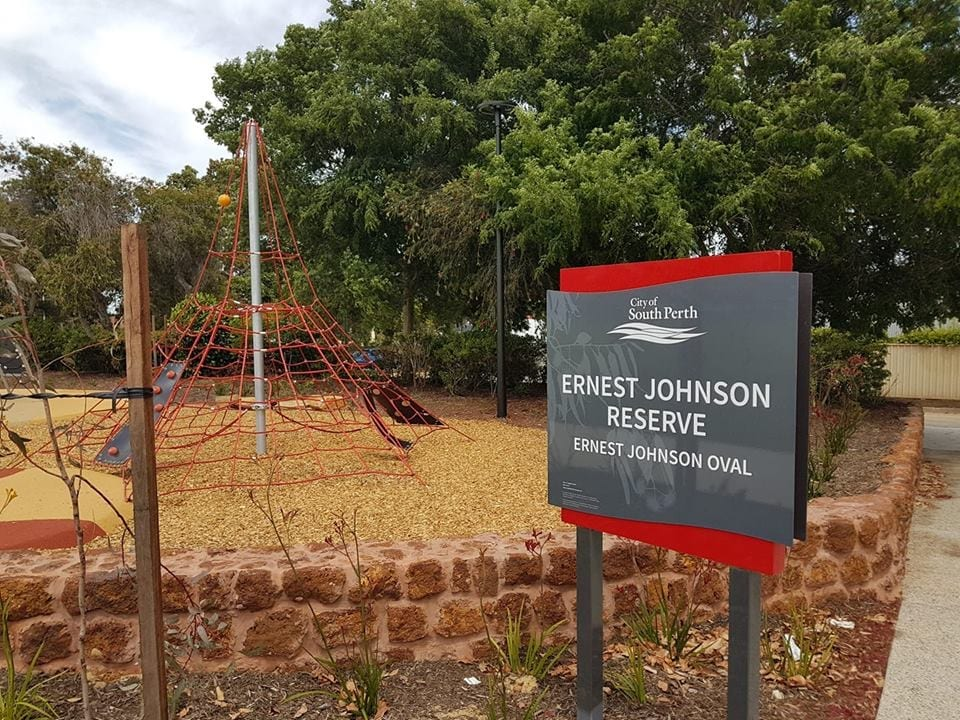 Ernest Johnson Reserve