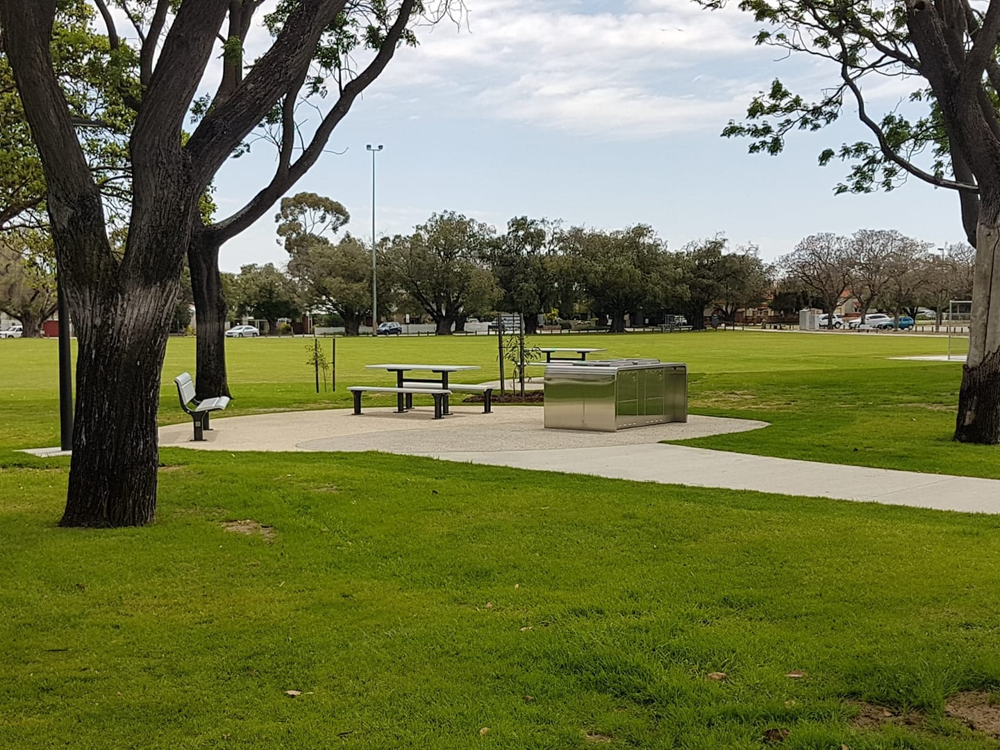 Ernest Johnson Reserve, South Perth
