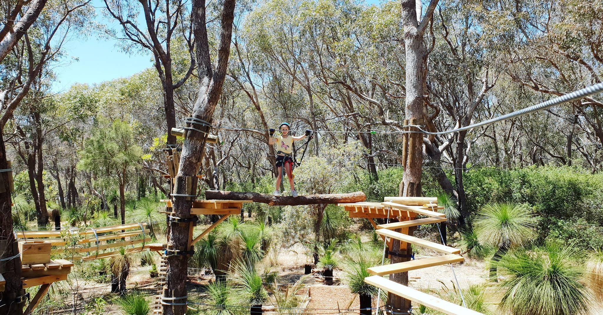 Trees Adventure, Yanchep National Park